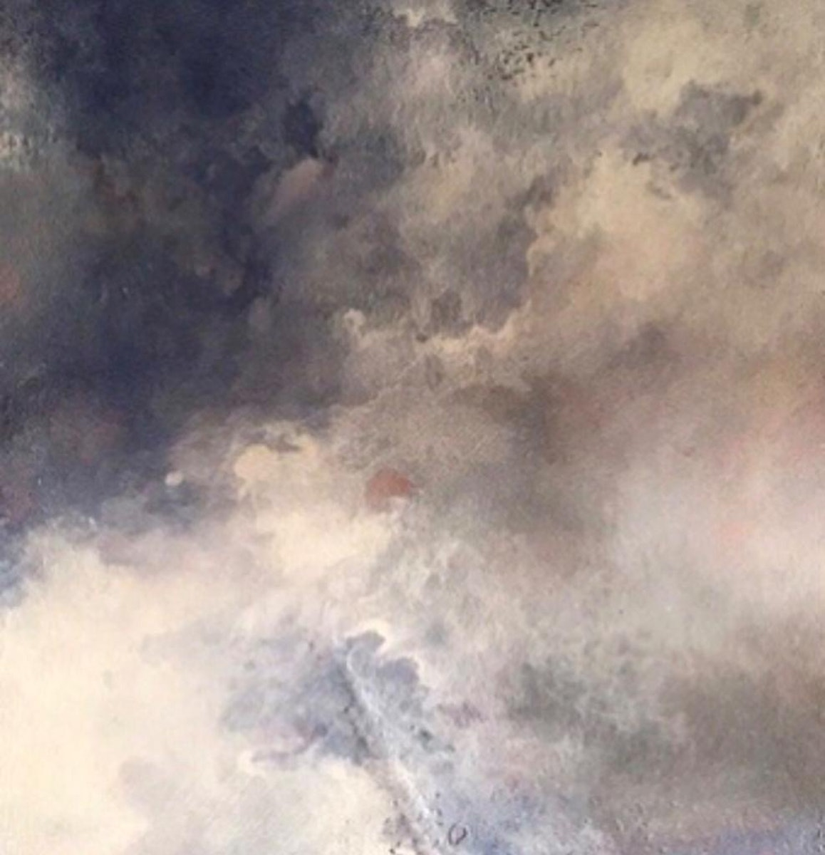 Belgian Art, Sylvie Martens, Clouds, contemporary art