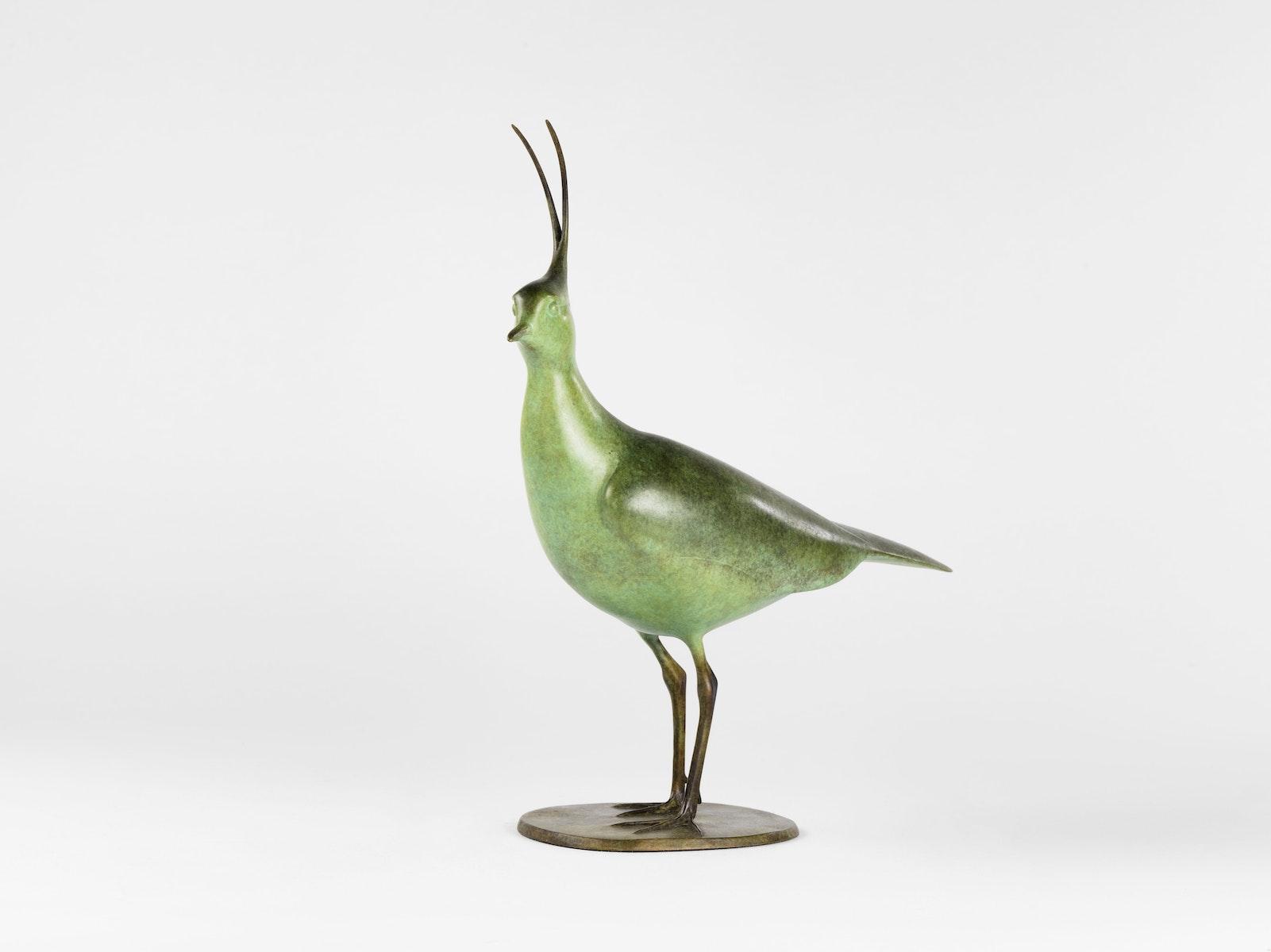 Jonathan Knight, Animalier, United Kingdom, Bronze, Lapwing